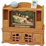 シルバニアファミリー 家具 テレビ・テレビ台セット カ-522