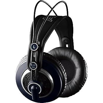 AKG プロフェッショナルスタジオモニター・セミオープンヘッドフォン K240MK2 【国内正規品】