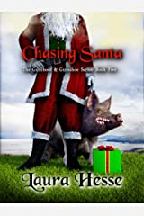 Chasing Santa: An entertaining Christmas cozy mystery for animal lovers (The Gumboot & Gumshoe Book 5) Kindle Edition