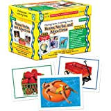Carson Dellosa Nouns, Verbs and Adjectives Learning Cards (D44045)