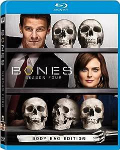 Bones: Season 4 [Blu-ray] [Import]