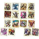 仮面ライダー色紙ART 6 全16種