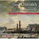 Tchaikovsky/Sibelius: Violin C
