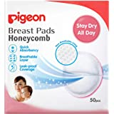 Pigeon Honeycomb Breast Pads, 50 Count (PGQ874)