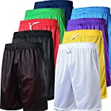 Radofo Men's-Basketball Running-Training Workout-Athletic Lightweight-Shorts Sports-Big & Tall Double-Side Wear 1 Pieces