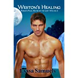 Weston's Healing (Burke's Pack, Mates of the Lost Wolves Book 2)
