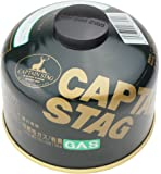 キャプテンスタッグ(CAPTAIN STAG) バーベキュー BBQ用 燃料 ガスカートリッジ レギュラー CS-250…