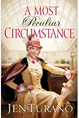 A Most Peculiar Circumstance (Ladies of Distinction Book #2) Kindle Edition