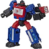 Transformers Toys Generations War For Cybertron Deluxe Wfc-S49 Crosshairs Figure - Siege Chapter - Adults & Kids Ages 8 & Up,