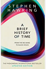 A Brief History Of Time: From Big Bang To Black Holes Kindle Edition