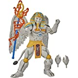 Power Rangers F0542 Lightning Collection Monsters Mighty Morphin King Sphinx 8-Inch Premium Collectible Action Figure Toy wit