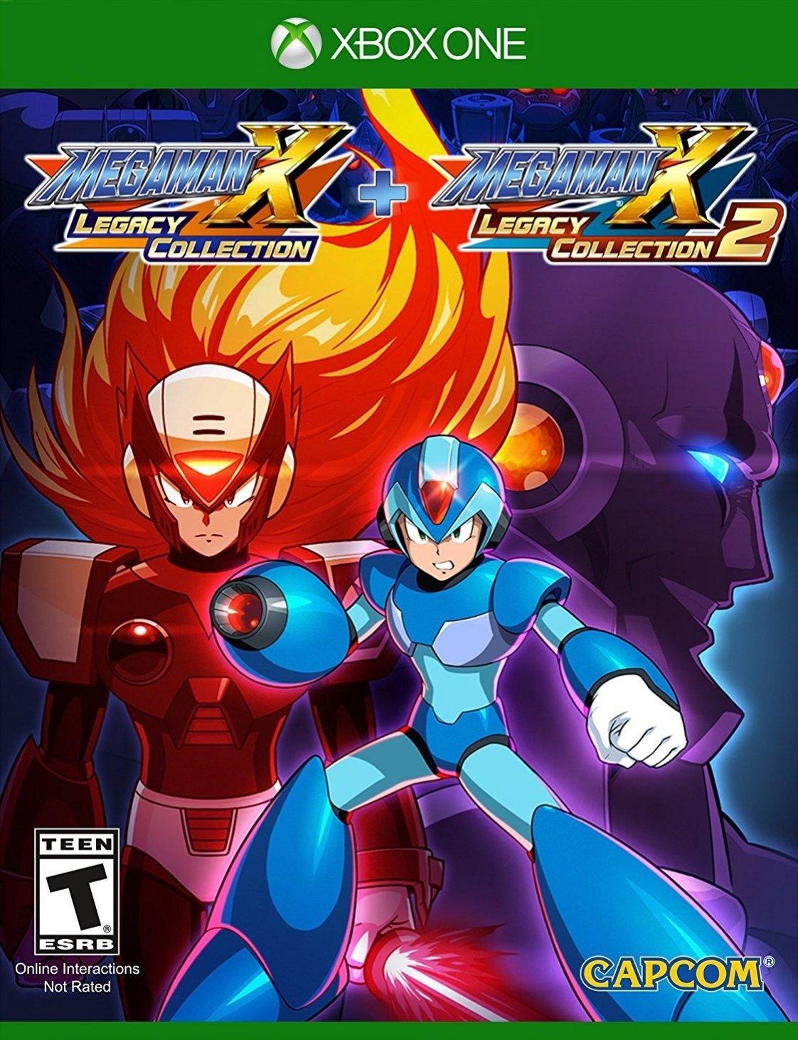 Entertainment World Mega Man X Legacy Collection 1+2 輸入版:北米 - XboxOne