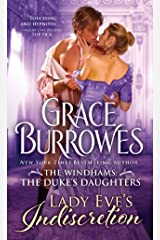 Lady Eve's Indiscretion (Windhams: the Duke's Daughters) マスマーケット