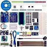 Kuman 電子工作 スターターキットR3ボード 日本語マニュアル 初心者 LEDセット ブレッドボード 電子工作 Mega 2560 K4