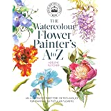 Kew: The Watercolour Flower Painter's A to Z: An Illustrated Directory of Techniques for Painting 50 Popular Flowers