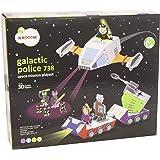 Krooom Galactic Police Space Mission Playset