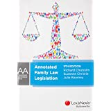 Annotated Family Law Legislation, 5th edition