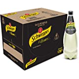 Schweppes Lime Soda Water with Lime Juice, 12 x 1.1L