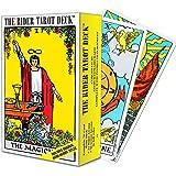 LANG(ラング) タロットカード 78枚 ウェイト版【ライダータロット 日本語解説書付き】The Rider Tarot Deck タロット占い [正規品]
