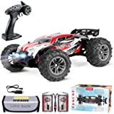 Hosim RC Car 1:16 Scale 2847 Brushless Remote Control RC Monster Truck, All Terrain 4WD High Speed 52KM/h Off-Road Waterproof