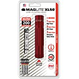 MAGLITE XL50-S3036 / MAGLITE XL50 LED 3-Cell Red