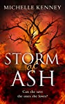 Storm of Ash: An absolutely thrilling dystopian fantasy full of suspense (The Book of Fire series, Book 3)