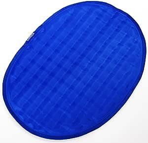【不思議マットcoolook】【ブルー】coolook マット クールマット クール クールビズ ひんやり敷きパッド  ひんやりグッズ ひんやりマット 冷却マット 冷却パッド 座布団