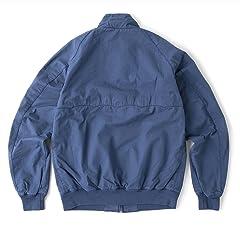 G9 Hastings - Twill Garment Dyed BRMOW0001 FGD02: Royal Blue
