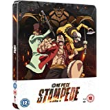 One Piece: Stampede: Limited Edition - DVD / Blu-ray Combo Steelbook