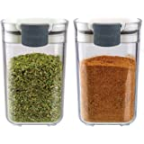 Prepworks by Progressive Flour ProKeeper Seasonings ProKeepers One Size Clear
