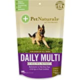 Pet Naturals of Vermont - Daily Multi for Dogs, Everyday Multivitamin Formula with 28 Canine Specific Nutrients, 30 Bite-Size