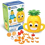 Learning Resources Big Feelings Pineapple, Social Emotional Toy, Creative Play, Body Awareness,  for Kids, Ages 3+