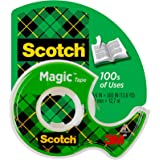 Scotch Magic Tape 19mm x 7.62m 3105