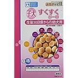 アニウェル (aniwell) 子犬すくすくボーロ 20g(40粒程度)×3袋入