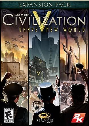 Sid Meier's Civilization (C) V: Brave New World (日本語版) [ダウンロード]