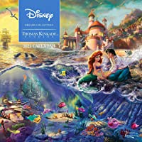 Disney Dreams Collection by Thomas Kinkade Studios: 2021 Wal…