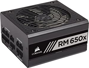 Corsair RM650x -2018-650W PC電源ユニット [80PLUS GOLD] PS805 CP-9020178-JP
