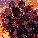 LiveRevolt 1st Album 「REBIRTH」