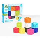Early Learning Centre Squeezy Stacking Blocks, Amazon Exclusive