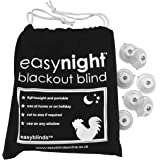 (Extra Large) - easynight portable travel blackout blind new improved (Extra Large)