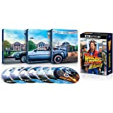 【Amazon.co.jp限定】バック・トゥ・ザ・フューチャー トリロジー 35th アニバーサリー・エディション 4K Ultra HD + ブルーレイ スチールブック仕様[4K ULTRA HD + Blu-ray]