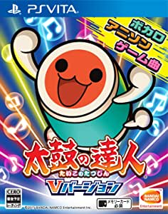 太鼓の達人 Vバージョン - PS Vita