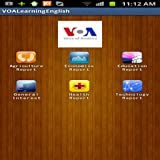 Learning English via VOA