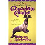 Chocolate Quake (Culinary Food Writer Book 4)