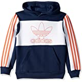 adidas Originals Boys' Big Outline Hoodie