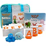 Teach My Toddler Bathtime ABCs Toy, Blue