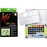 Sakura XNCW-36N Koi Watercolor Field 36 Color Sketch Set