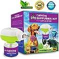 Talis Calming Pheromone Diffuser Refill 48Ml Anxiety Calming Diffuser Mating Anxiety Remedy for Dogs and Cats New Formula Phe