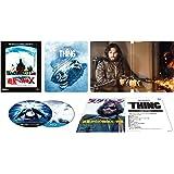 【Amazon.co.jp限定】遊星からの物体X(日本語吹替完全版) 4K Ultra HD+ブルーレイ スチールブック仕様[4K ULTRA HD + Blu-ray]