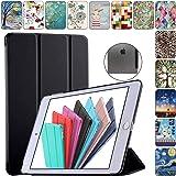 iPad Pro 9.7 2016 Case Tri Fold Ultra Slim Fit Smart Shell Protective DuraSafe Premium Cover Auto Sleep/Wake, Multi-Angle Sta